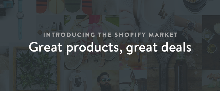Introducing the Shopify Holiday Market