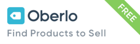 Oberlo dropshipping app for Shopify