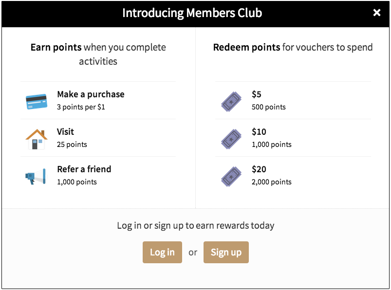 5. Implement a Referral Program