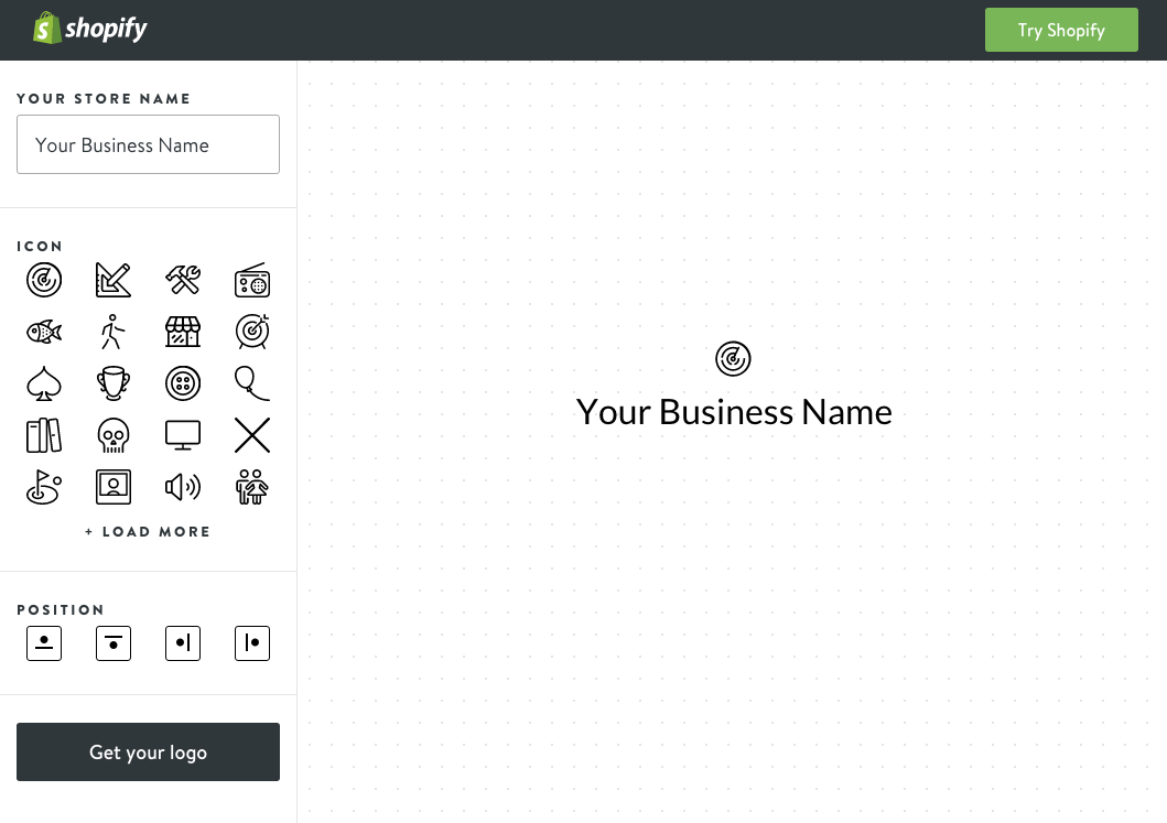 5 online logo makers generators to design your brand use the official shopify online logo maker to create a stellar logo for your business for in just seconds