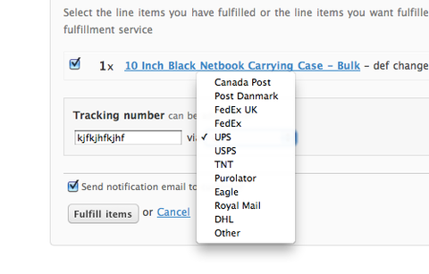 Product Update: Carrier Tracking Number Auto Detection Update