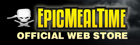 Epic Meal Time Launches Their Official Online Store