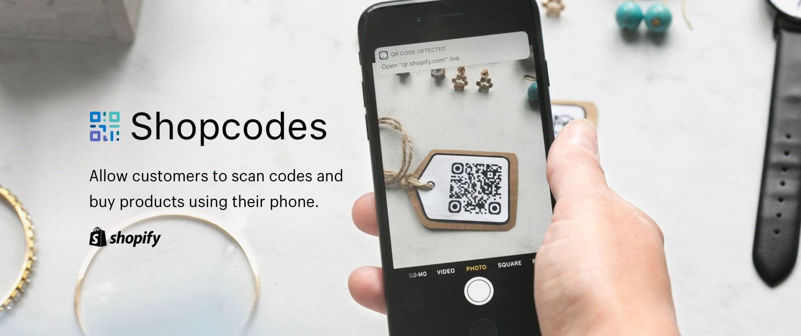 Introducing Shopcodes: QR Codes That Make Mobile Shopping a