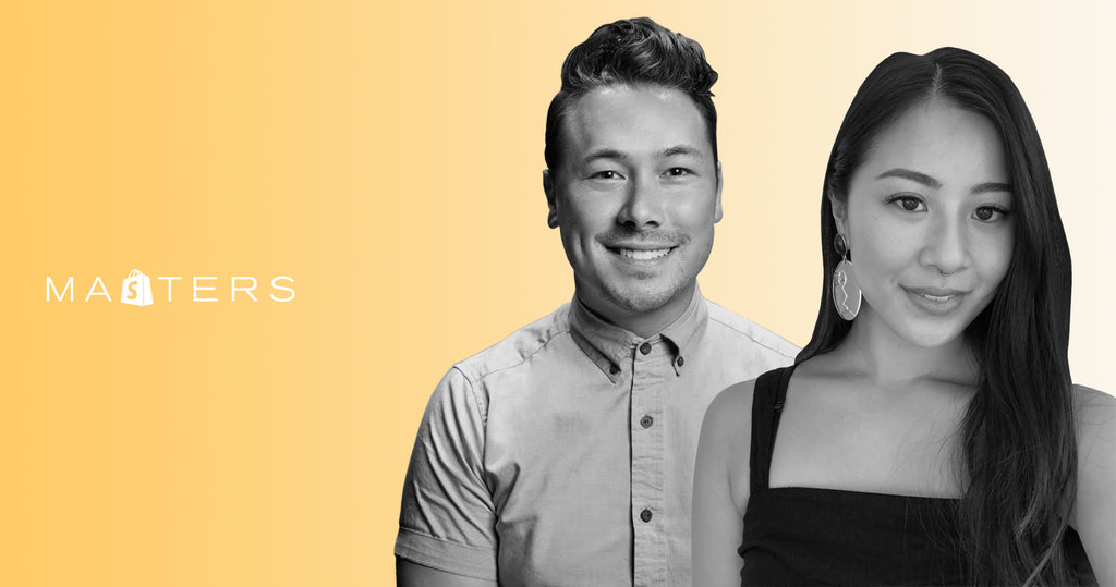 Nathan Chan and Emily Chong are the cofounders behind Healthish.