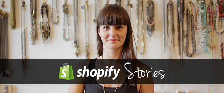 Introducing Shopify Stories