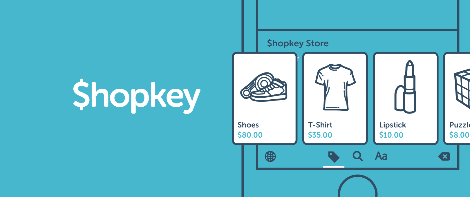 Put Your Store at Your Fingertips With the Shopkey iOS Keyboard