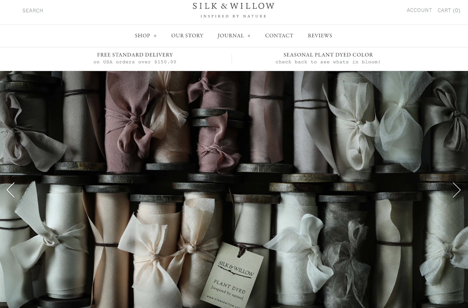 Sillow + Willow boutique