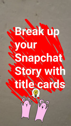 how to delete feed on snapchat