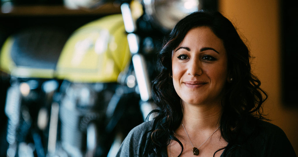 Steeltown Garage Co. co-founder, Tania LaCaria