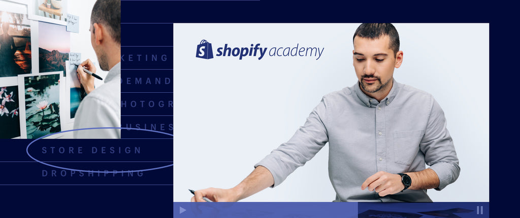 Ecommerce Store Design Course from Shopify