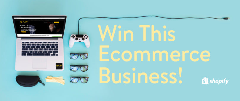 Win a Profitable Ecommerce Business and Over $3700 in Prizes