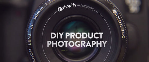 DIY Product Photography Tips: How to Easily (And Affordably) Capture Beautiful Product Photos