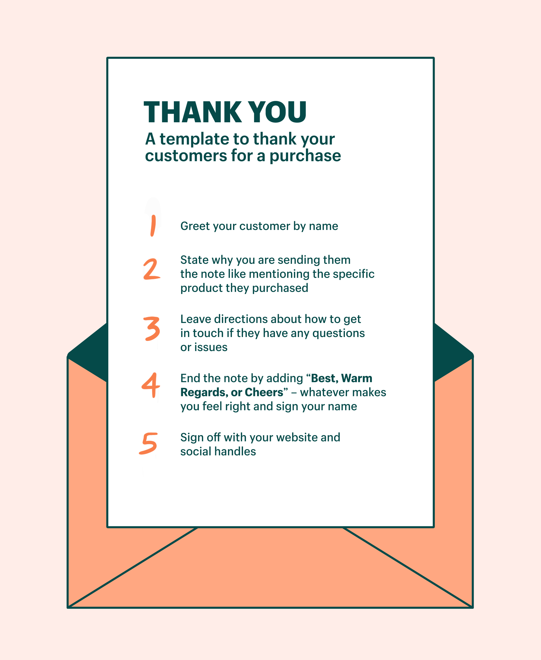 Thank for for your purchase template