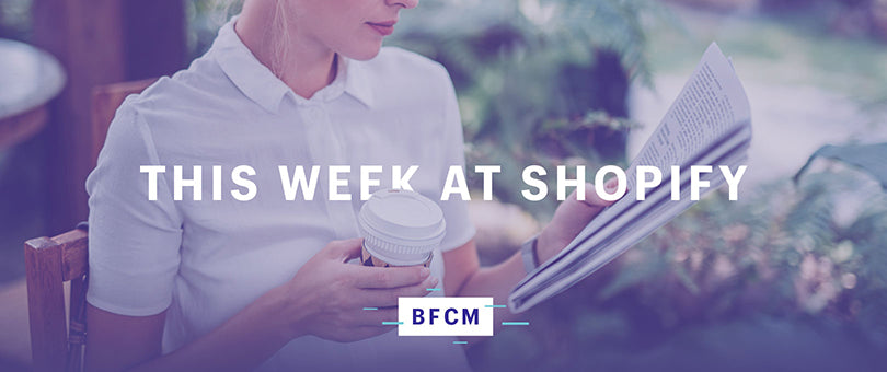 ICYMI: Highlights from NYC and LA, New Lyst Sales Channel, and a BFCM Update