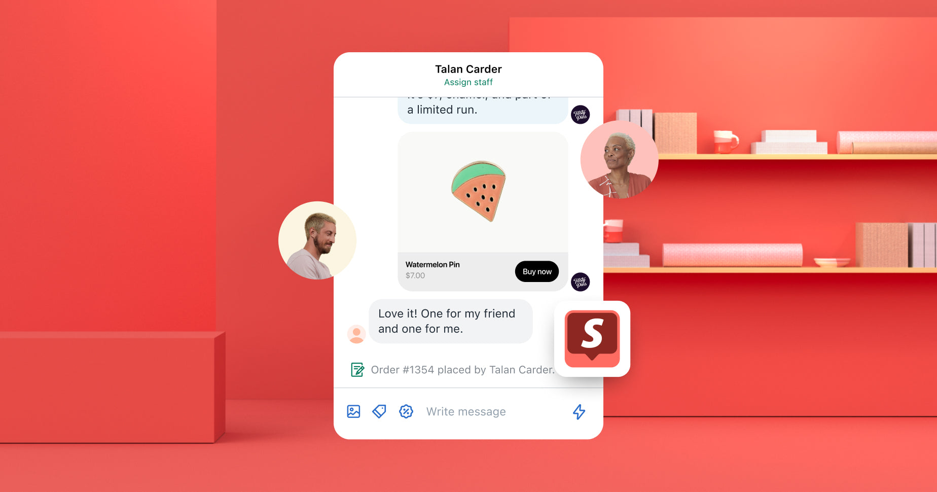 Shopify Inbox: Turning Chats Into Conversions (2021)