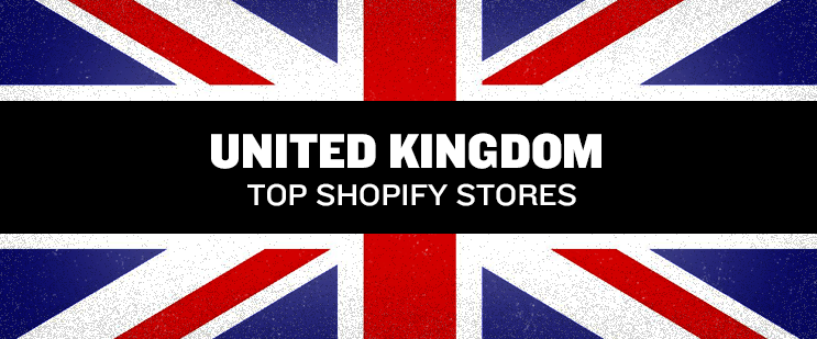 18 Beautiful Shopify Stores Made in the United Kingdom