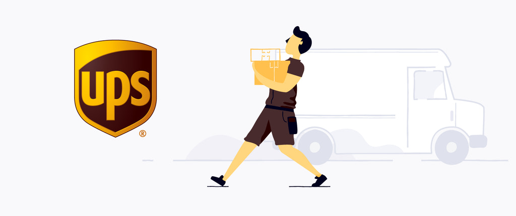 UPS for Shopify Shipping