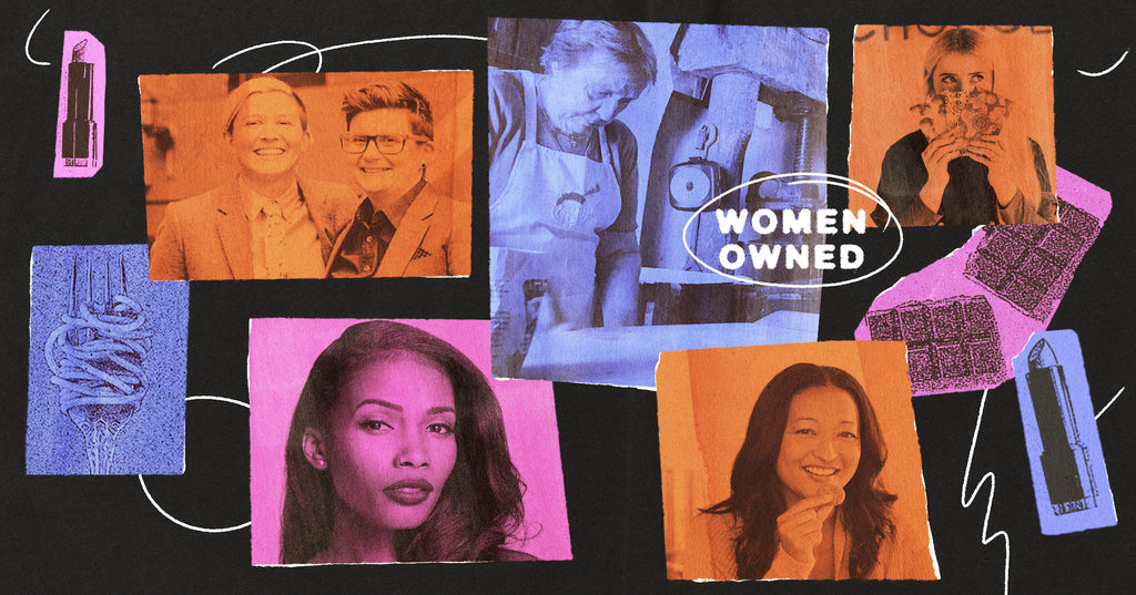 Celebrating women-owned businesses of Shopify