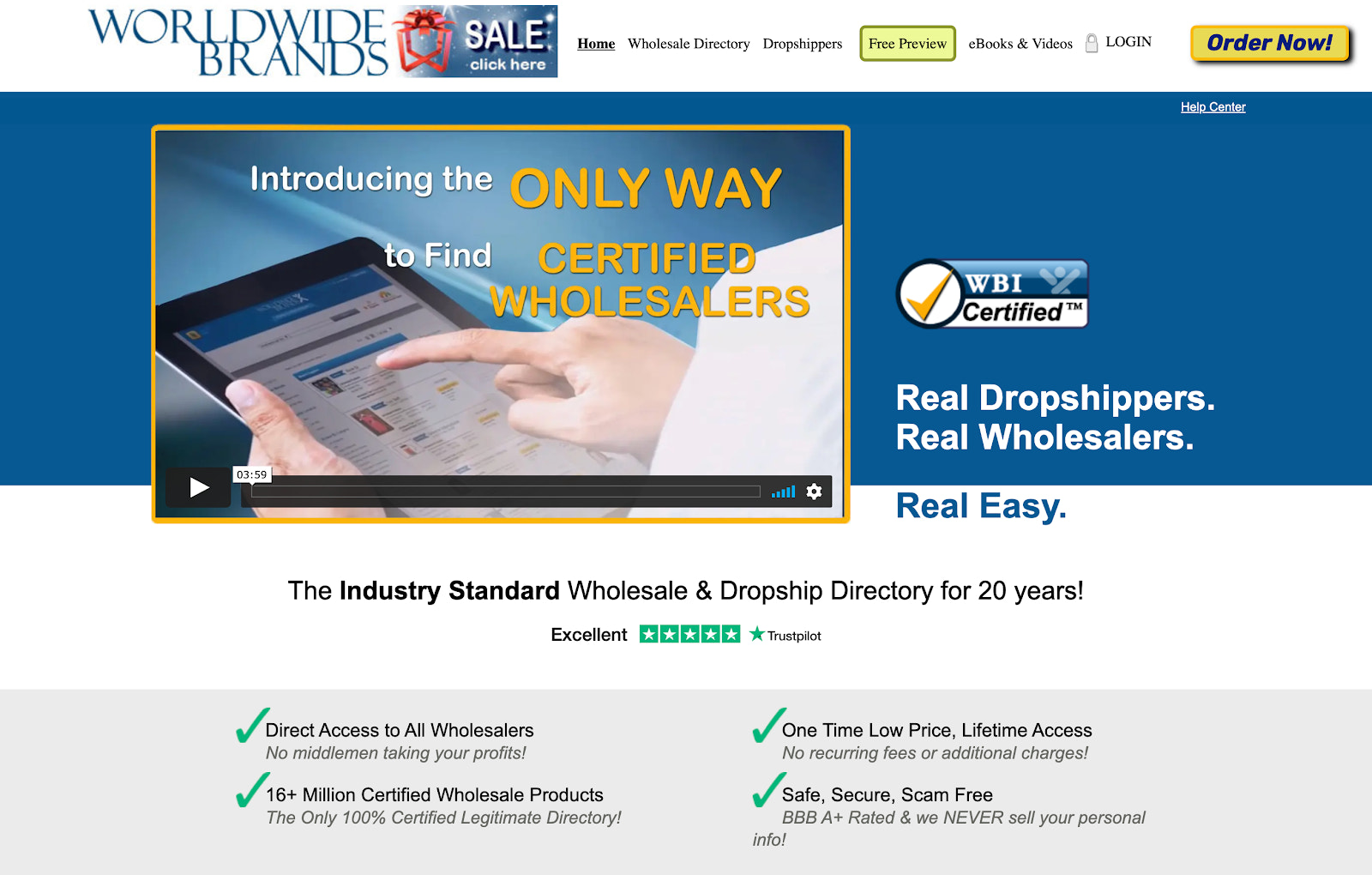 Worldwide Suppler wholesalers
