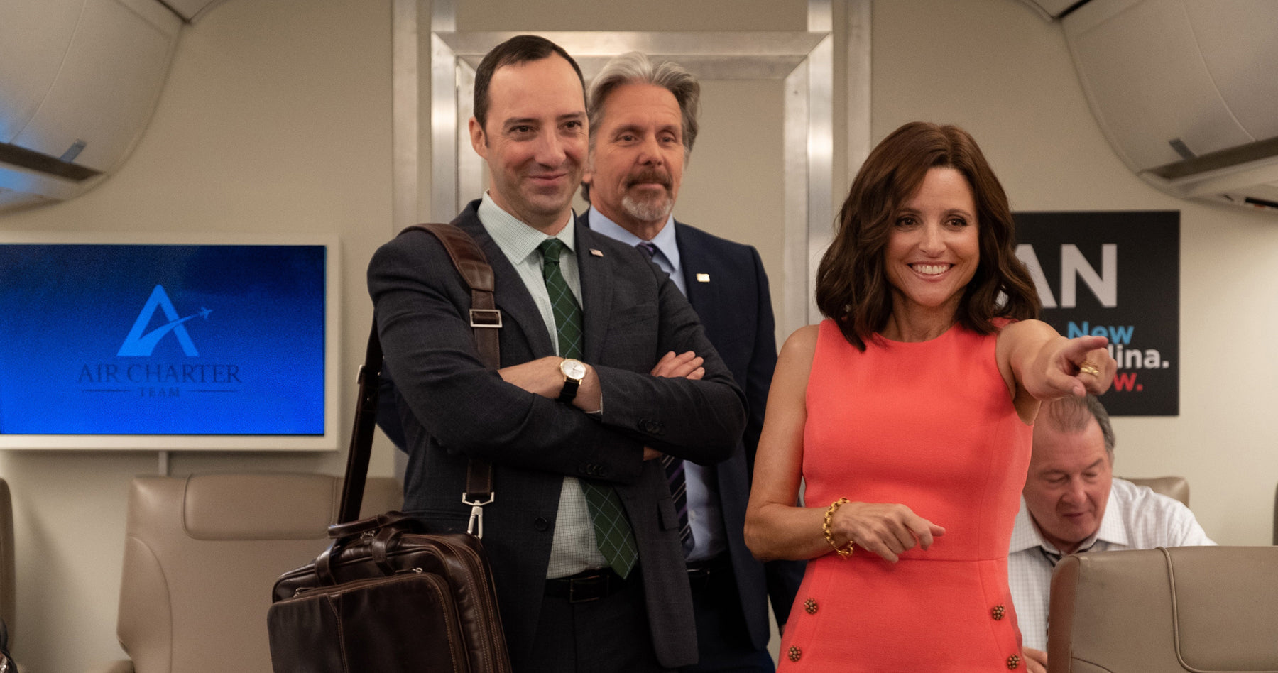 How to Be a Boss: 16 Tips from Veep