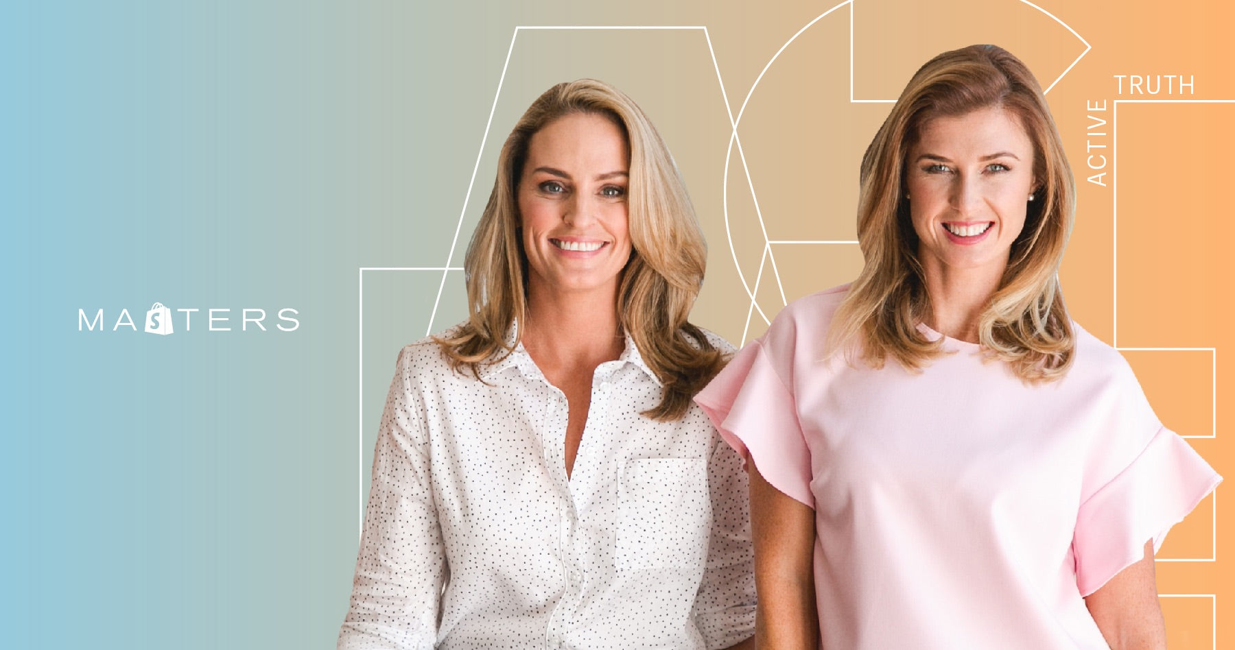 The Active Truth founders Nadia Tucker and Stevie Angel