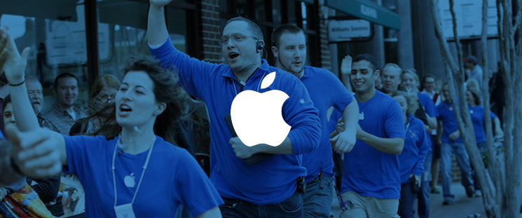 The Apple Store Guide to Insanely Great Customer Service