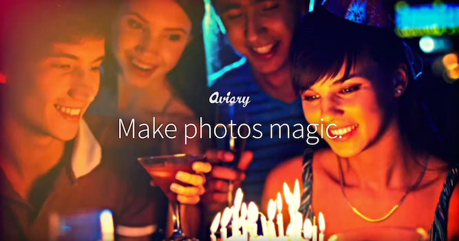 17. Photo Editor by Aviary
