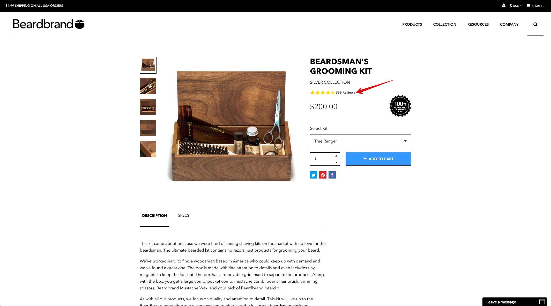 beardbrand reviews