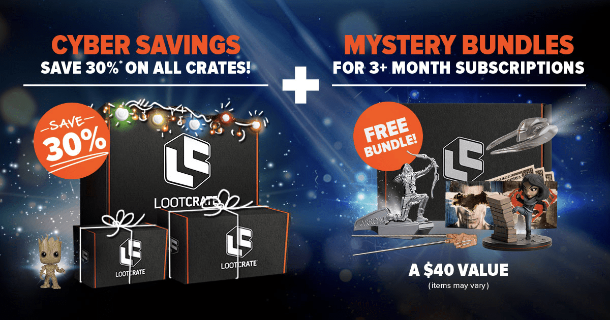 black friday cyber monday mystery bundle