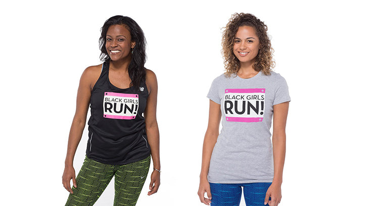 Black Girls Run T-Shirts