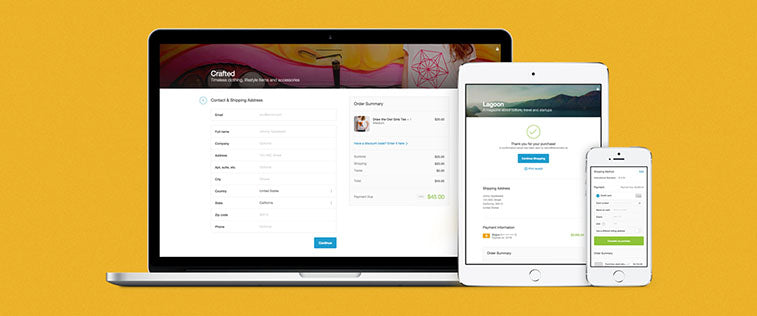 Introducing Responsive Checkout