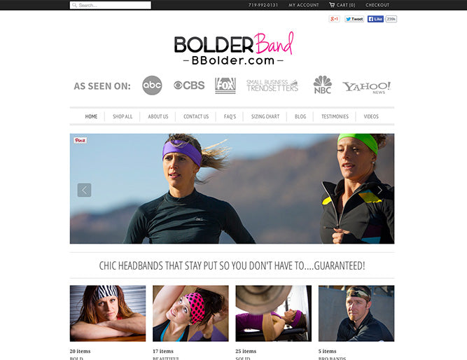 Bolder Band  (Fashion & Apparel)