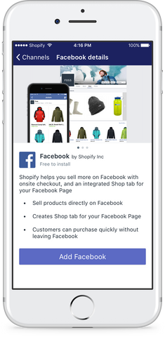 Find New Customers Faster with Shopify Sales Channels