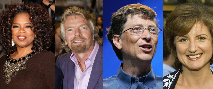 What Famous Entrepreneur Are You Most Like?