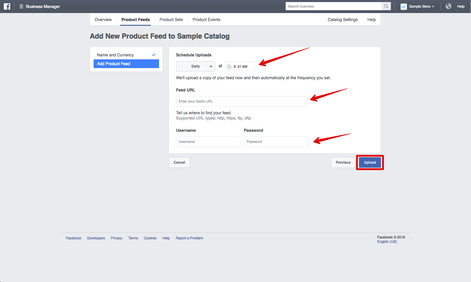 how to create dynamic facebook ads