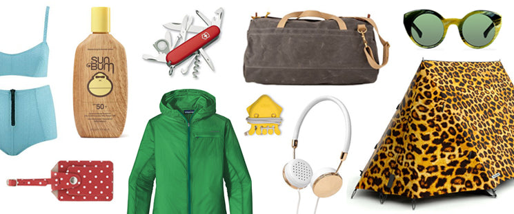 Handpicked by Shopify: 36 Summer Travel Essentials