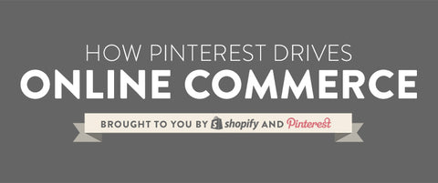 How Pinterest Drives Online Commerce [Infographic]