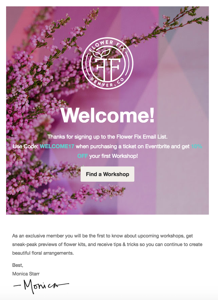 Welcome Email Template How To Write An Effective Welcome Email
