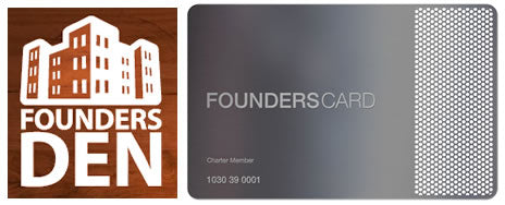 founders den and founderscard