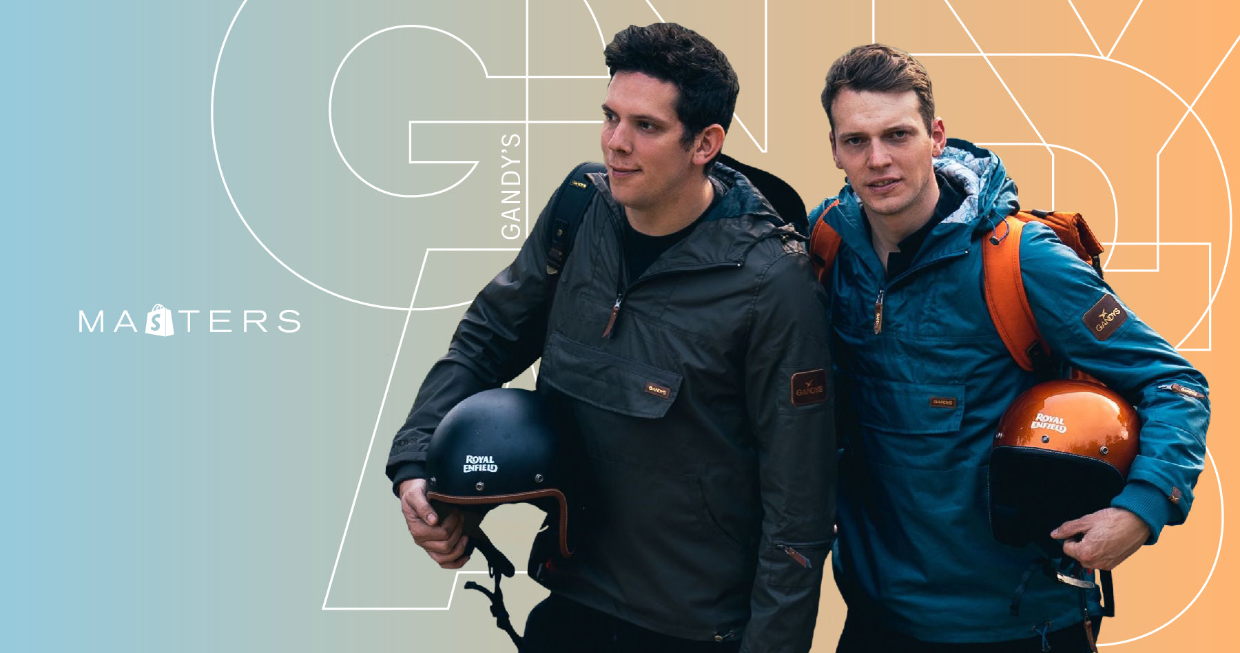 Shopify Masters: Gandy's International Founders