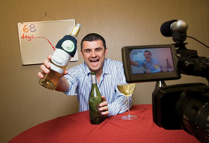 How Gary Vaynerchuk Built His Empire