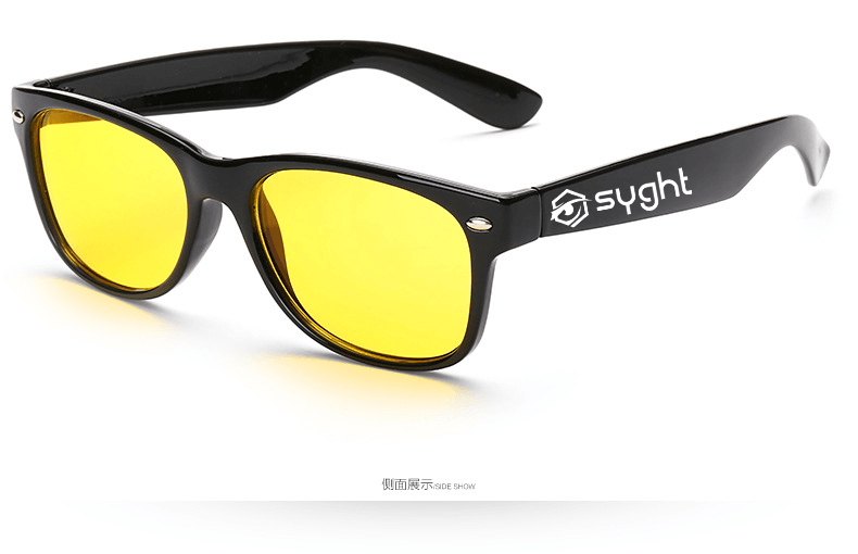 Syght Glasses mockup