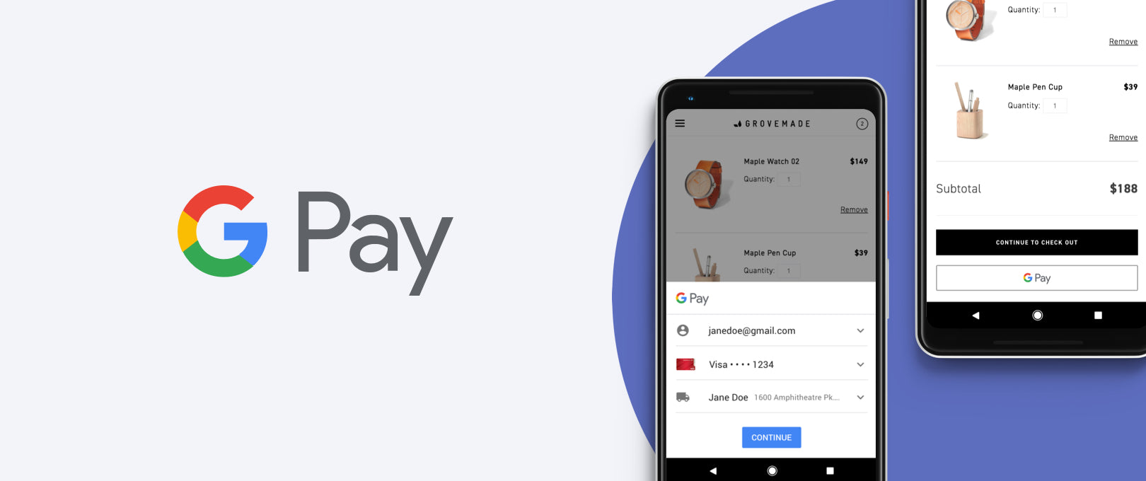 Introducing Google Pay for Shopify