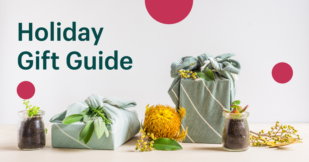Shopify's holiday gift guide highlights unique products from independent businesses.