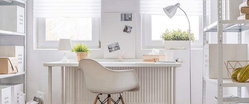 Ideas for office design Desk Home Office Ideas Brilliant Hacks To Maximize Productivity Shopify Home Office Design Ideas Brilliant Hacks To Maximize Productivity