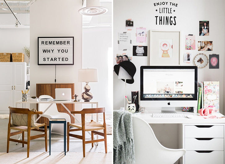 20 Inspiring Home Office Design Ideas For Small Spaces: Home Office Ideas: Build The Perfect Layout For Productivity