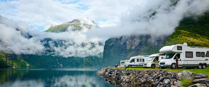 run a business from an RV