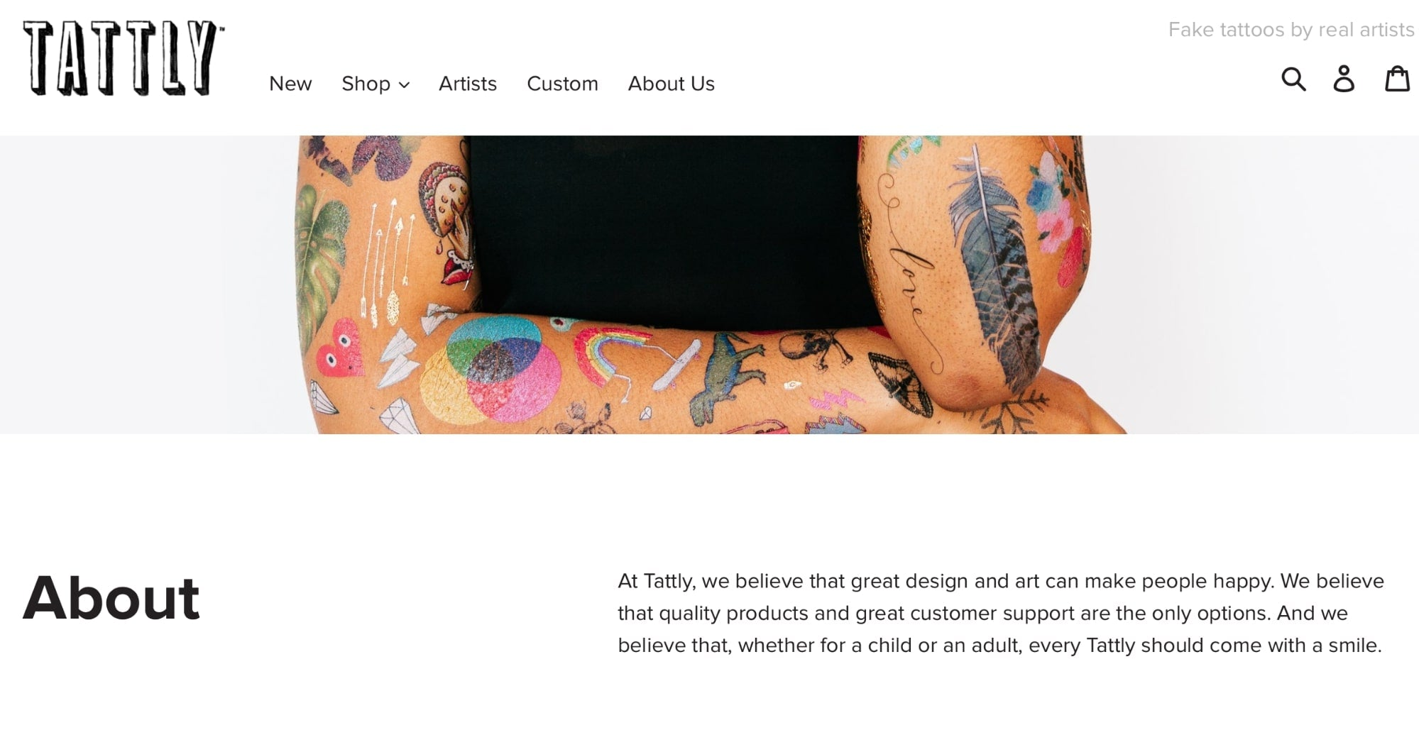 tattly unique selling proposition