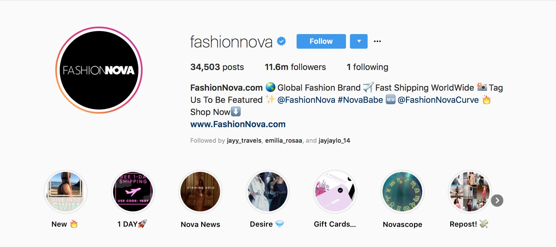 Instagram Marketing Hashtag Storie Highlights E Altro Shopify