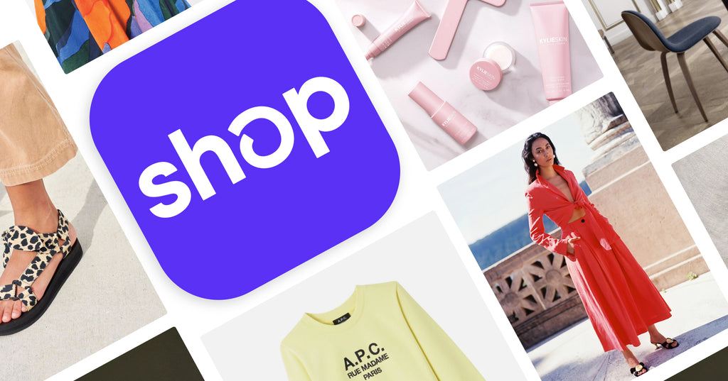 Introducing Shop, a first-of-its-kind digital shopping assistant.